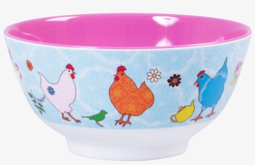 Vintage Print Melamine Bowls - Bols Rice, transparent png #7927455