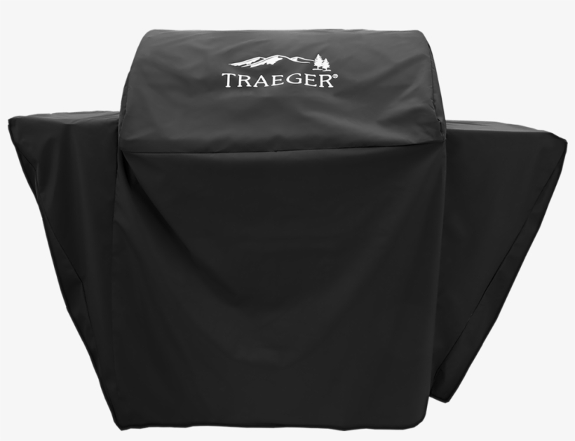 Traeger Full Length Grill Cover - Traeger Select Full Length Grill Cover Bac375, transparent png #7951431