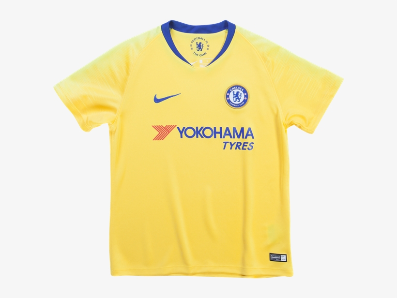 aaa6e79e Chelsea 18/19 Youth/kids Away Kit By Nike - Chelsea Away Jersey 18 ...