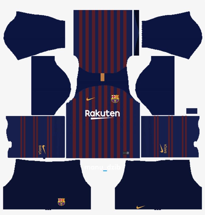 f02d0bb3be0 Nuevas Camisetas Para Dream League Soccer 2018 - Croatia Kit Dream League  Soccer