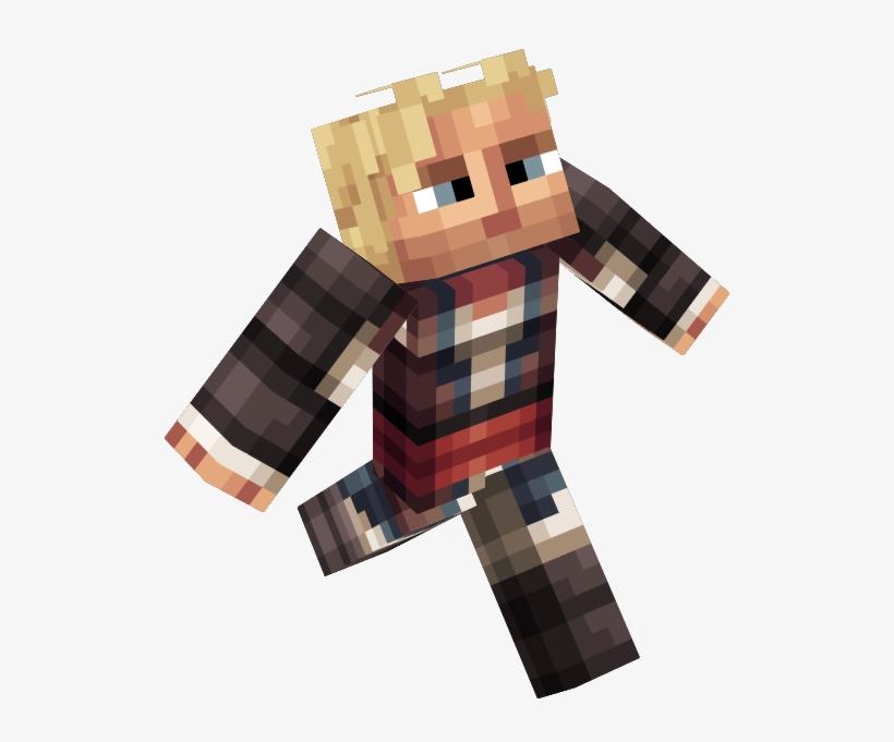 Jaxcjlpng - Skin Edward Kenway Minecraft, transparent png #7965273