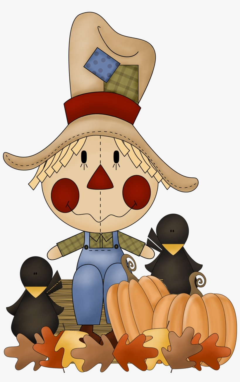 Scarecrow * Make A Scarecrow, Fall Clip Art, Halloween - Scarecrow Clipart Transparent Background, transparent png #7967883