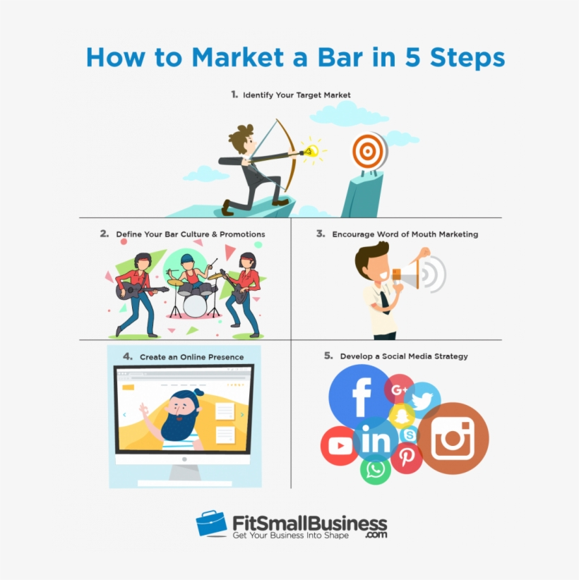 How To Market A Bar In 5 Steps Promotion Ideas Karaoke - Instagram, transparent png #7968754