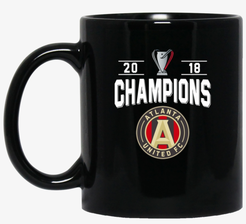 Mls Cup 2018 Atlanta United Champions Mug - Mornings Are For Coffee And Contemplation Mug, transparent png #7978529