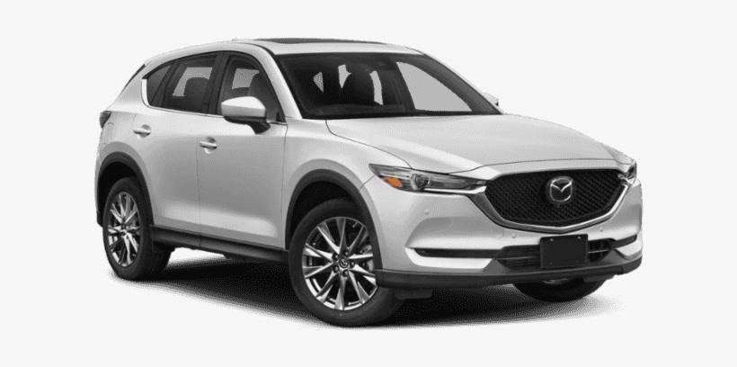New 2019 Mazda Cx-5 Signature - 2018 Mazda Cx 5 Sport, transparent png #7990161