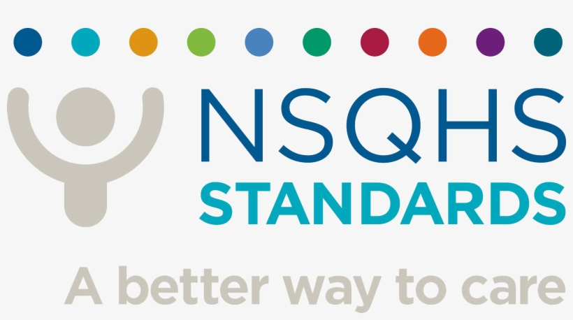 National Safety And Quality Health Service Standards - Supported By The National Lottery, transparent png #7990519