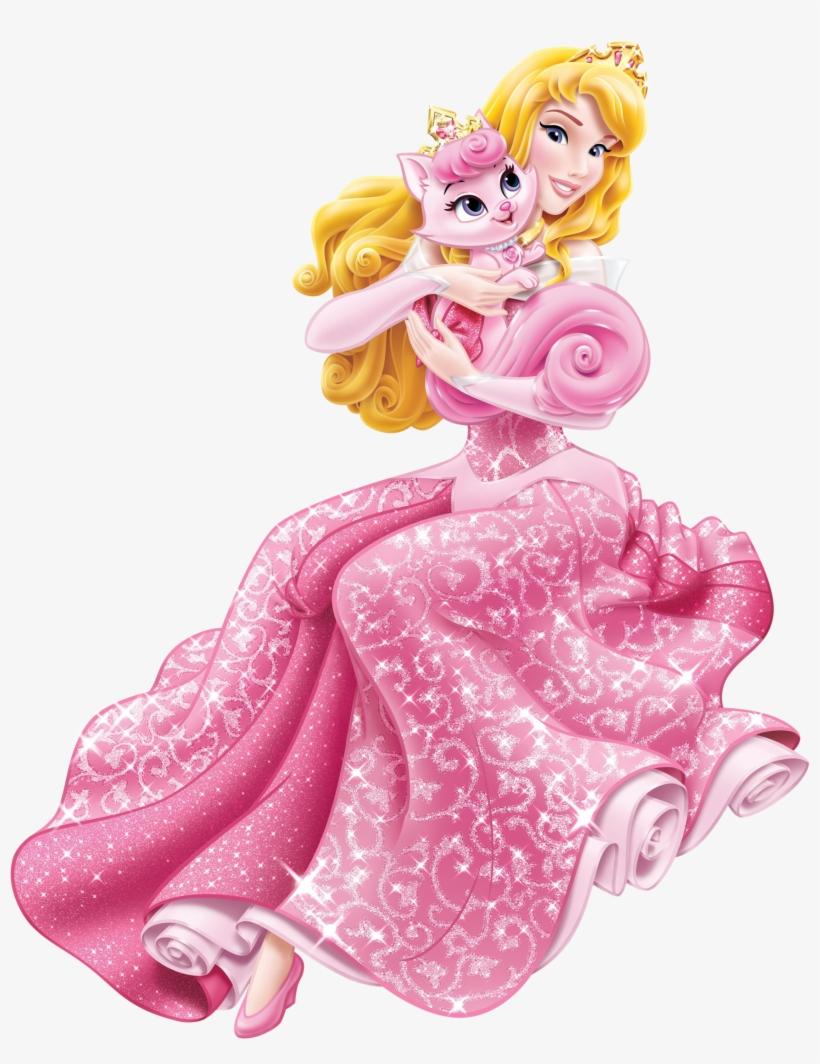 Castle Clipart Princess Aurora - Disney Princess Palace Pets Aurora, transparent png #80214
