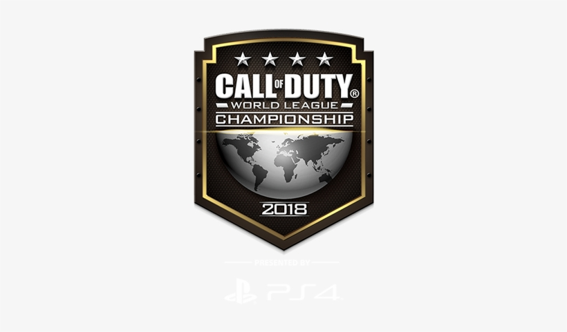 2018 Cod Champs - Call Of Duty World League Championship 2018, transparent png #80333