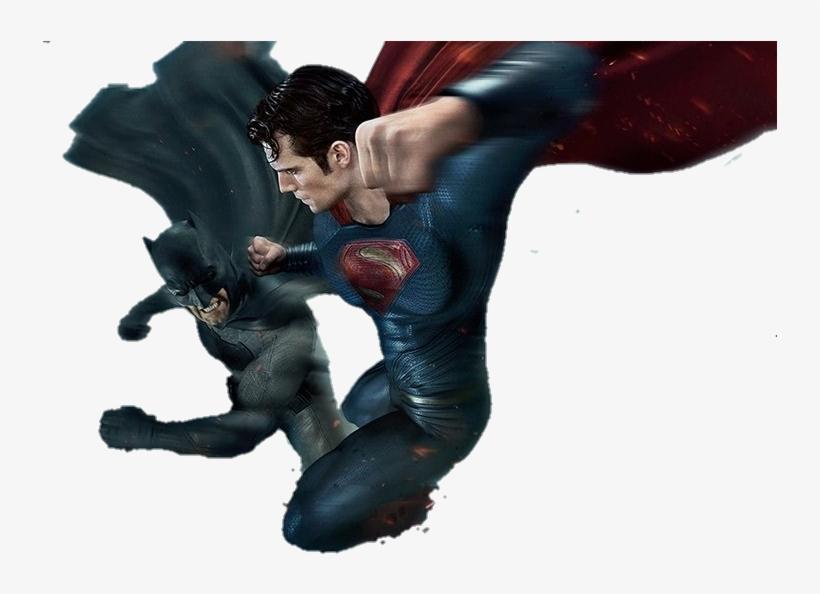 Batman Vs Superman Png Photos - Batman V Superman Superman V Doomsday, transparent png #80710