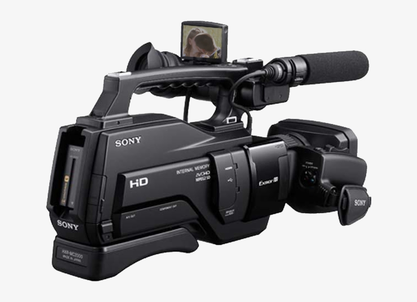 Video Camera Png Images - Sony Hd Video Camera Price In Pakistan, transparent png #80856