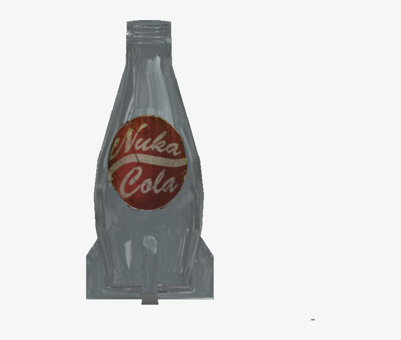 Nuka Cola Bottle - Fallout Nuka Cola Bottle Koozie, transparent png #81169