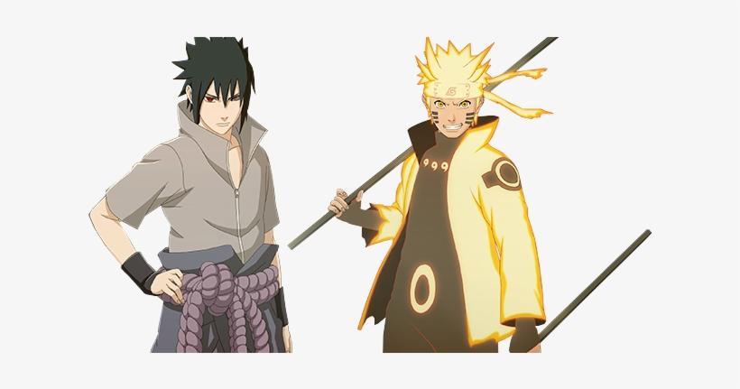 Naruto Shippuden Ultimate Ninja Storm 4 Png - Naruto Shippuden Naruto Six Paths, transparent png #81175