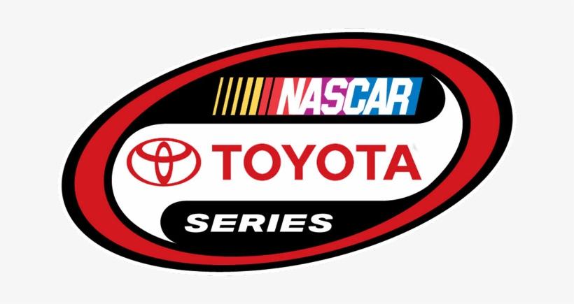 Nascar Toyota Series Logo - Nascar Series Logo Png, transparent png #81201