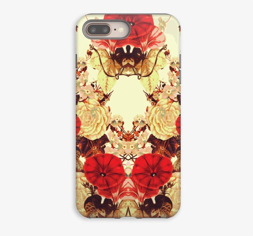 Symmetry Of Floret Case Iphone 8 Plus Tough - Apple Macbook Pro, transparent png #81729