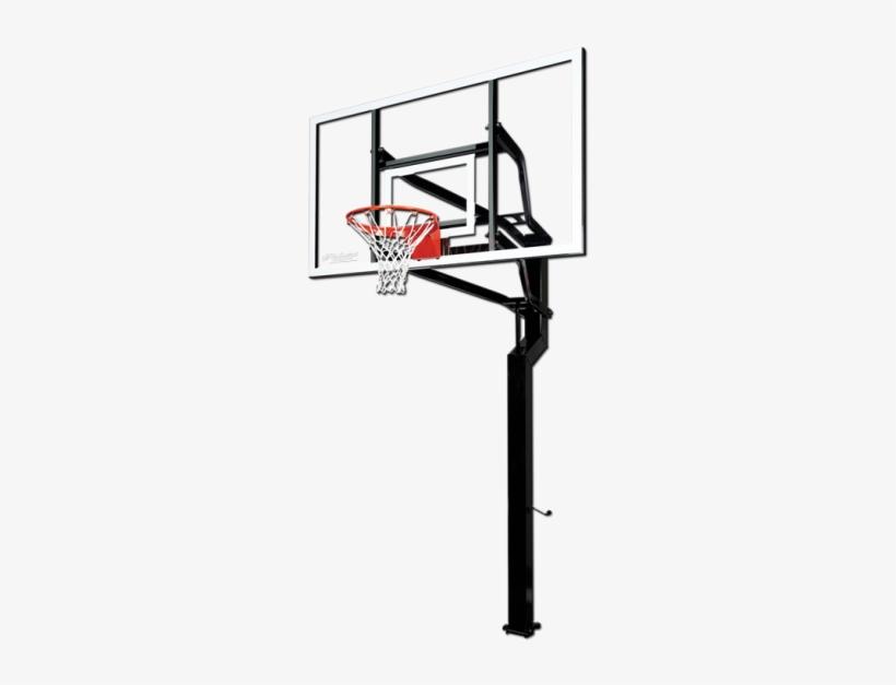 Mvp Signature Series X672 - Regulation Basketball Hoop, transparent png #82816