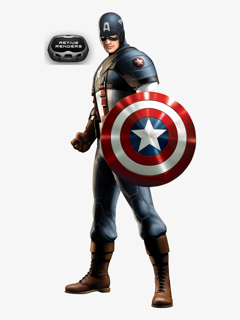 Captain America Clip Art - Thor Captain America Avengers, transparent png #83681