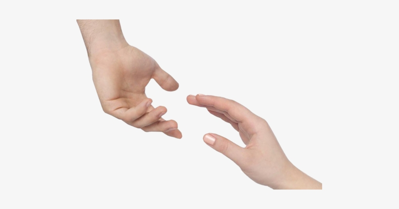Google Search - Hand Reaching Out Png, transparent png #84086