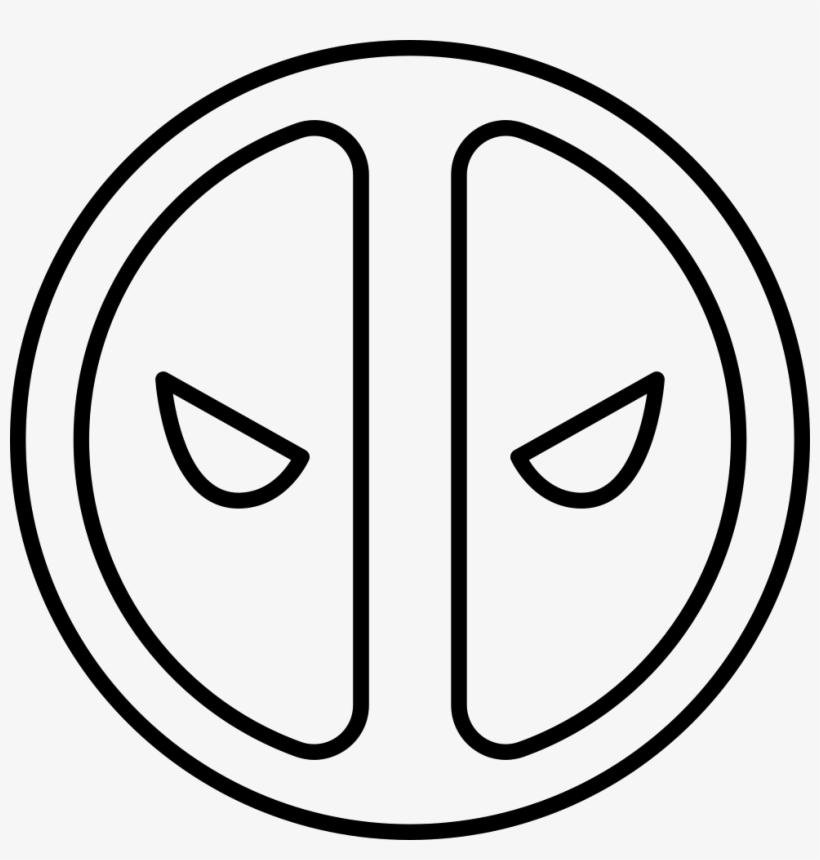 Dibujos Para Colorear De Deadpool Colorear Dibujos