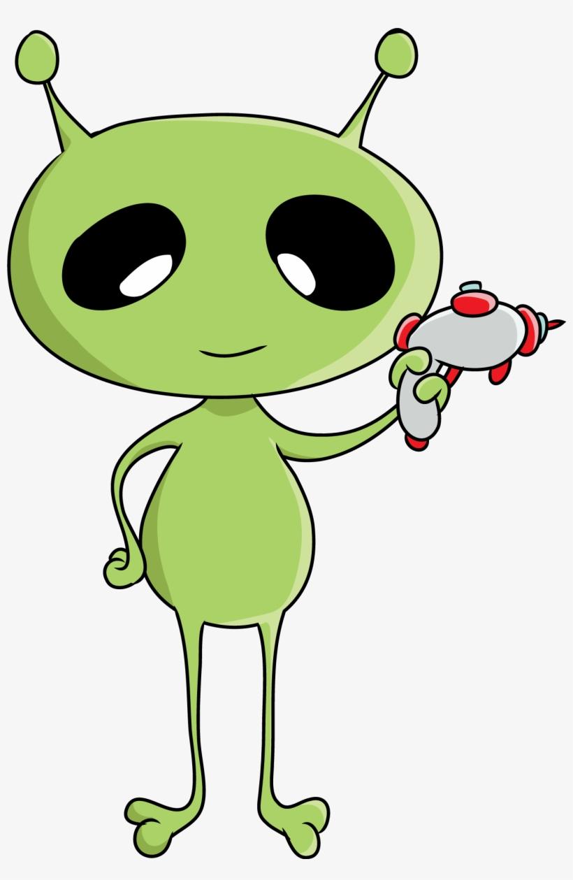 23+ Transparent Alien Cartoon Png JPG