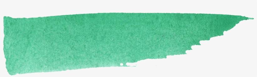 Free Download - Green Brush Stroke Vector Png, transparent png #84949