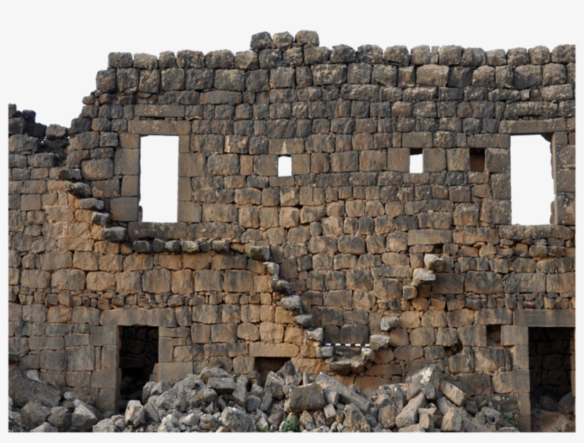 Walls Large By Kungfufrogmma - Ruins Of Stone Png, transparent png #85058