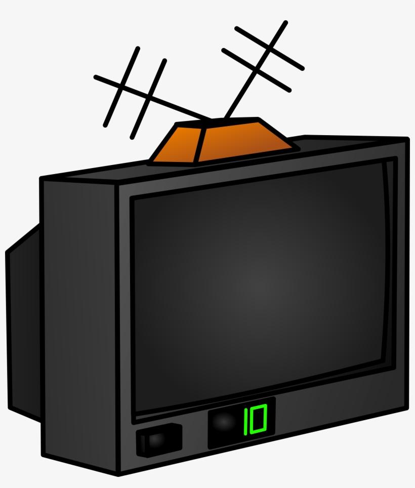 Old Television Clip Art Btrwna Clipart - Tv Clip Art, transparent png #85398