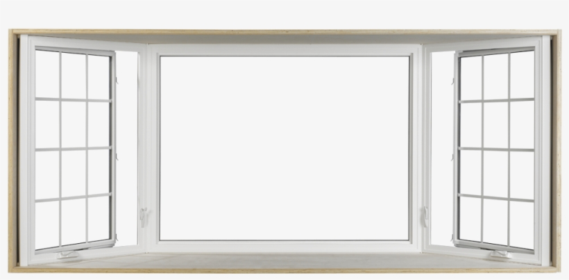 Window Png - Window With Side Windows, transparent png #85519
