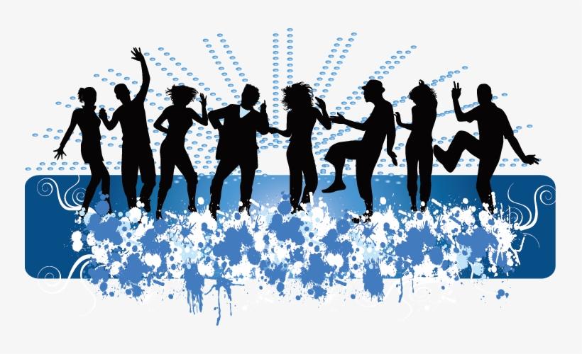 28 Collection Of Middle School Dance Clipart - School Dance Clipart, transparent png #86083
