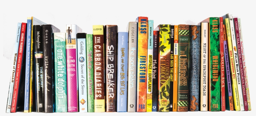 Book Bar Png Images - Library Books Png, transparent png #87377