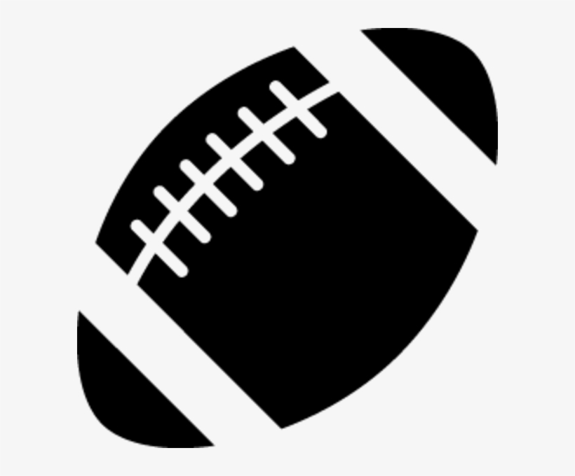 American football. Clipart group image transparent