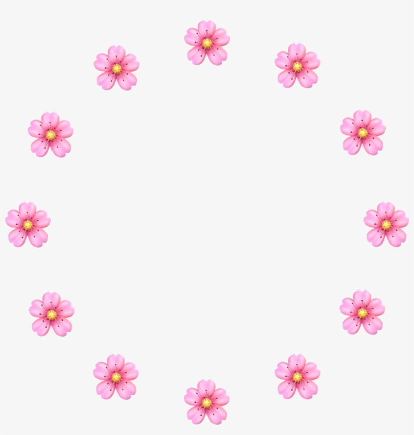 Vector Png Cherryblossoms Cherry Pink Flower Flowers - Pink Flower Flowers Transparent Png, transparent png #88098