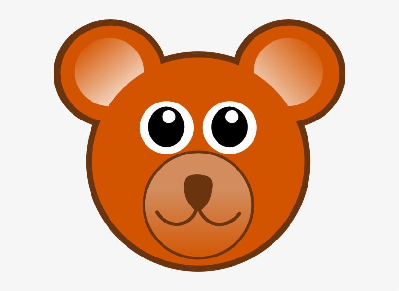Teddy - Teddy Bear Face Clip Art, transparent png #89161