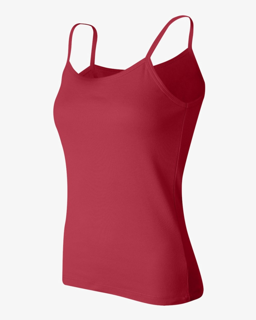Tank Top For Women Png Transparent Image - Spaghetti Strap Tank Top Women, transparent png #89478