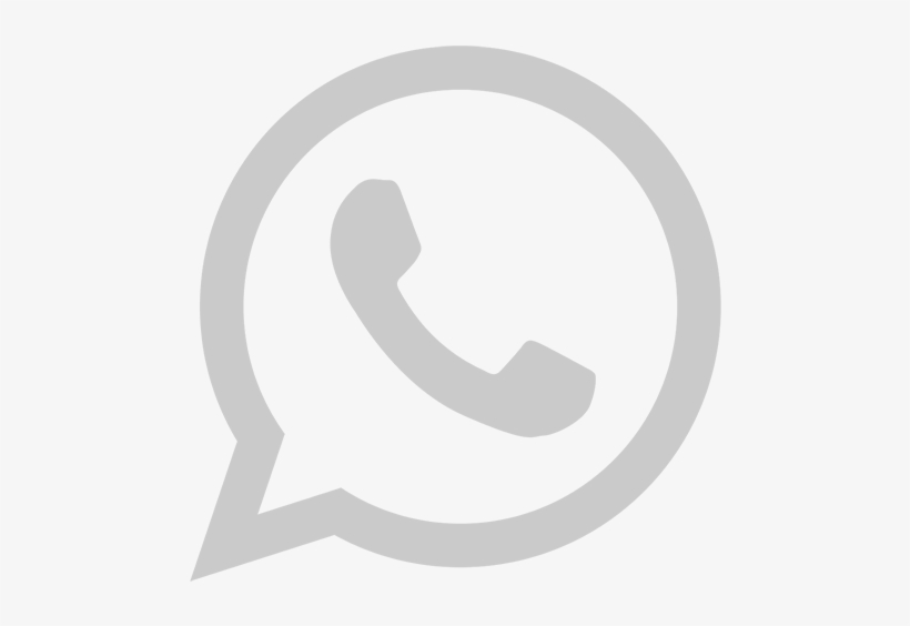 White Runway On Whatsapp - Logo Whatsapp Png - Free Transparent PNG