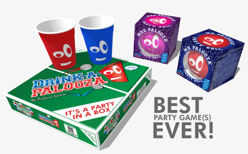All The Drinking Games Combined Into One Drinking Board - Game, transparent png #801497