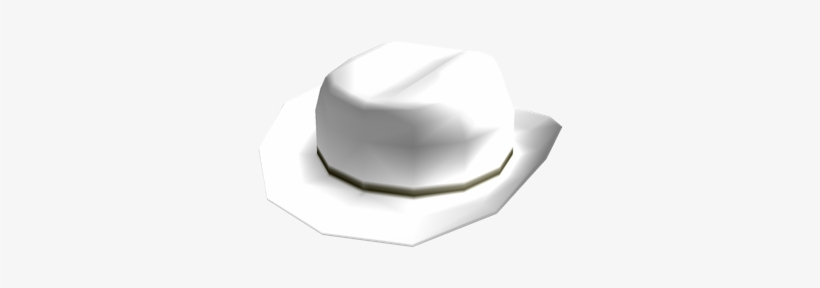 White Cowboy Hat White Hats Roblox Free Transparent Png Download