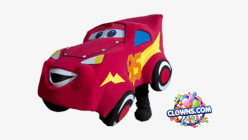 Disney Cars Characters, New York - Lightning Mcqueen Costume Adults, transparent png #802582