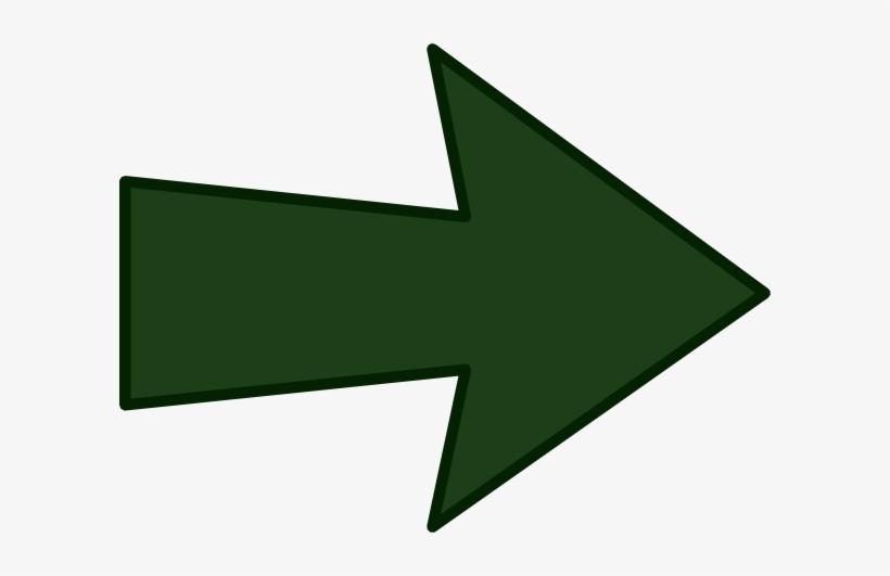 Graphic Download Clip Art At Clker Com Vector Online - Green Arrow Clipart, transparent png #802860