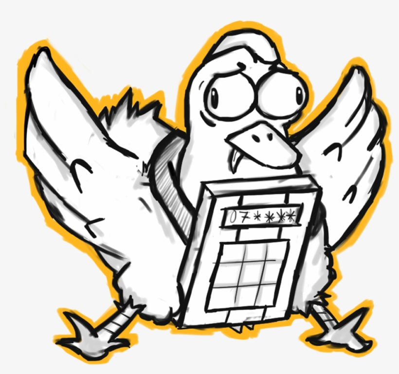Vector Freeuse Counter Strike Global Offensive Chicken - Cs Go Drawing Png, transparent png #803302