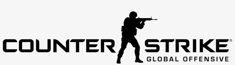 Counter-strike Logo, Emblem, Symbol - Cs Go Logo Png, transparent png #803323