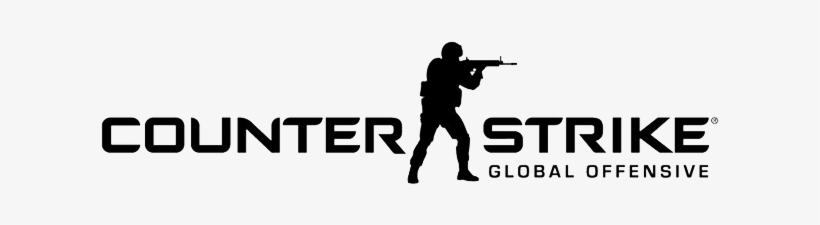 Counter Strike Logo Png Clipart - Logo Counter Strike Global Offensive Png, transparent png #803353