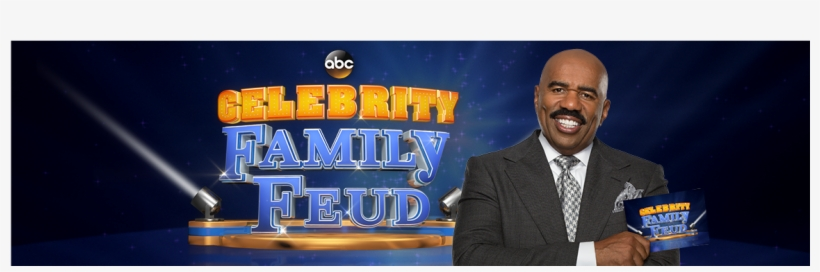 Celebrity Family Feud Logo, transparent png #804195