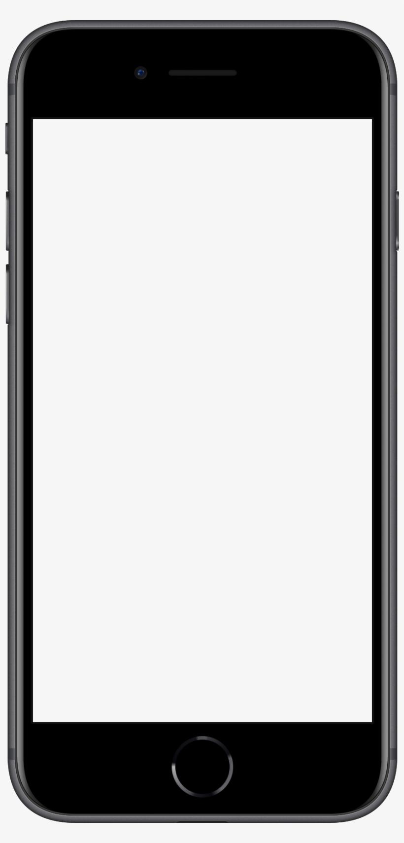 Iphone6 - Celular Png Iphone, transparent png #808690