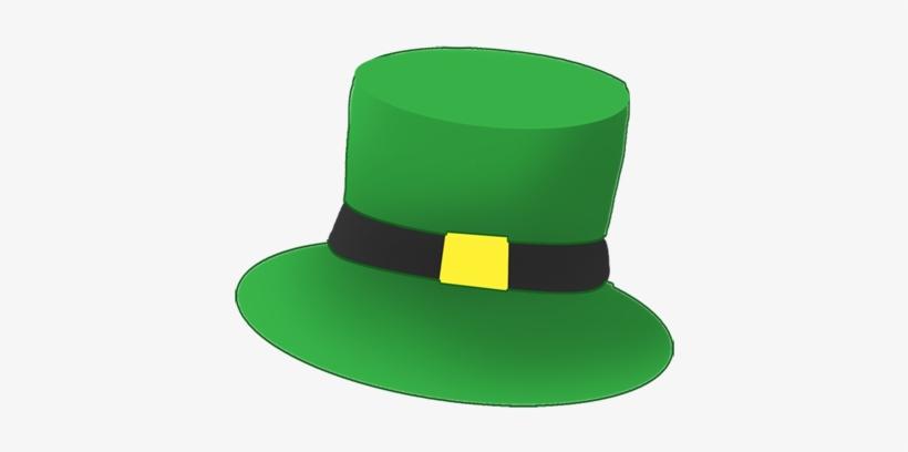 04e24fbb Irish Clipart Leprechaun Hat - St Patrick's Day Hat Clip Art - Free ...