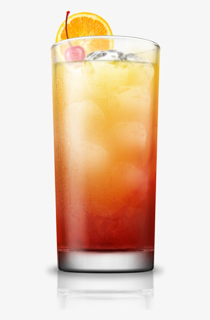 Tequila Sunrise Tequila Sunrise Drink Png Free Transparent Png