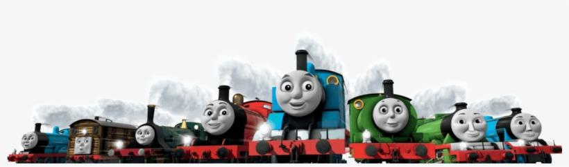About Thomas & Friends - Thomas The Tank Engine - Free