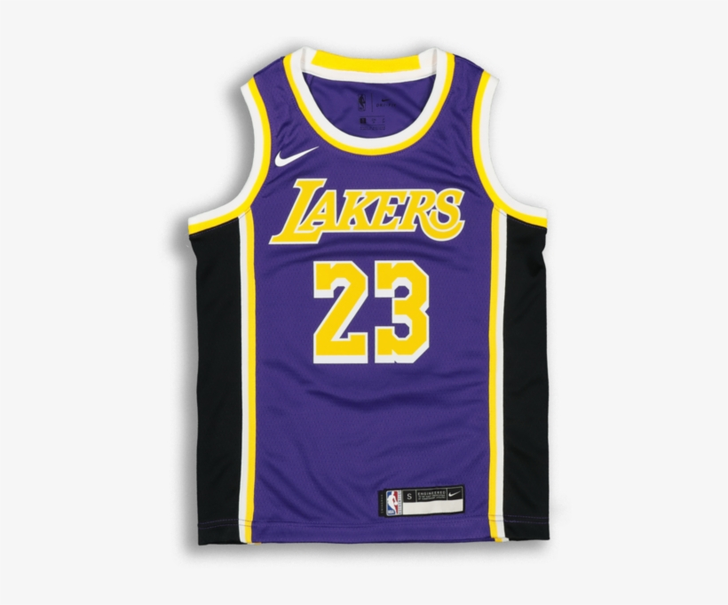 Nike Kids Los Angeles Lakers Lebron James - Lakers, transparent png #8003502