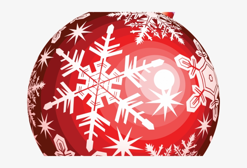 Christmas Ball Clipart Fancy Ornament - Christmas Ball Png Transparent Background, transparent png #8006675
