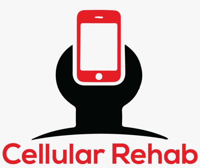 Logo Clipart Cell Phone - Mobile Phone Repair Logo, transparent png #8007442