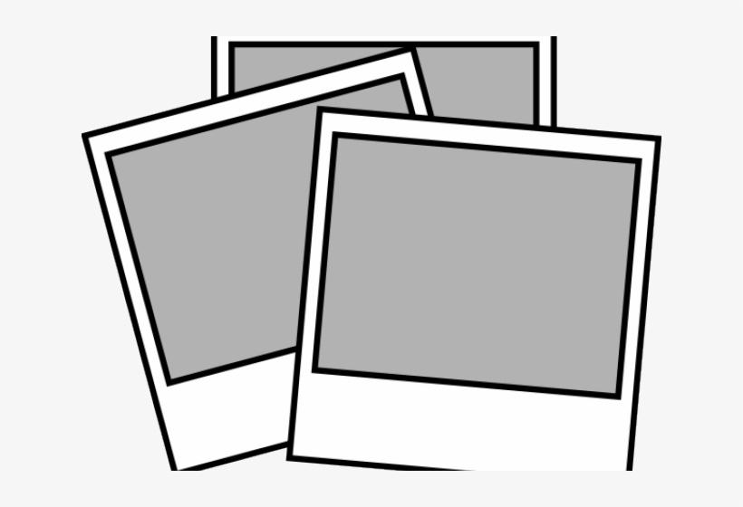 Picture polaroid. Photography clipart clip art